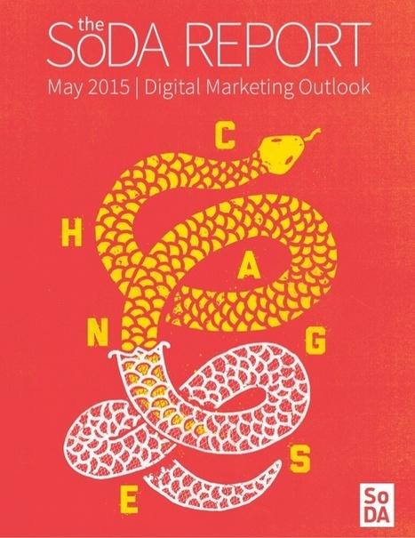 Interesting deck The SoDA Digital Report 2015: digital marketing outlouk | Designing services | Scoop.it