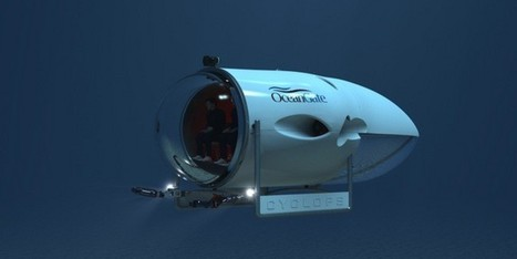 New Sub's Giant 'Eye' To Probe Deep Ocean Mysteries. | #Adventurewithus | Scoop.it