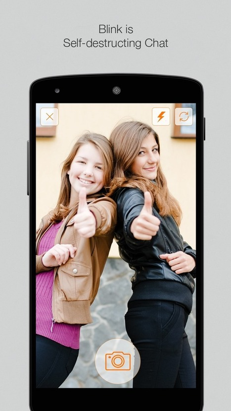 Yahoo set to take on Snapchat with Blink acquisition - Moability Blog | Mobile Apps | Scoop.it
