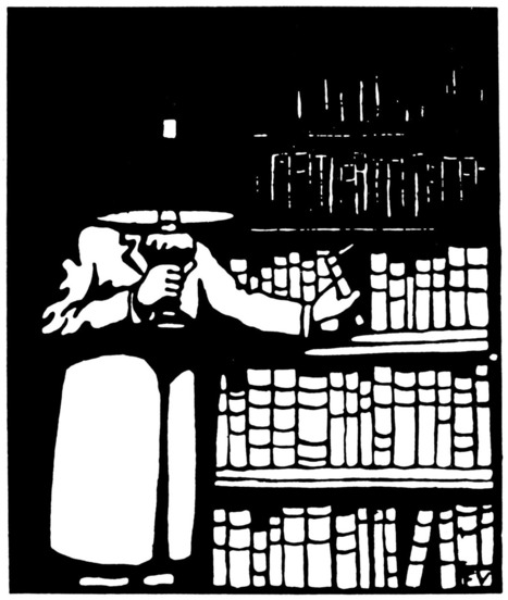 Bertozzi | booksandchurches: Le Bibliophile, by Félix... | Books and bookstores | Scoop.it