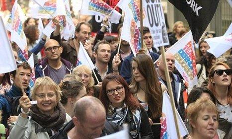 Teachers to strike in England on July 5   ESRC press coverage   Scoop.it