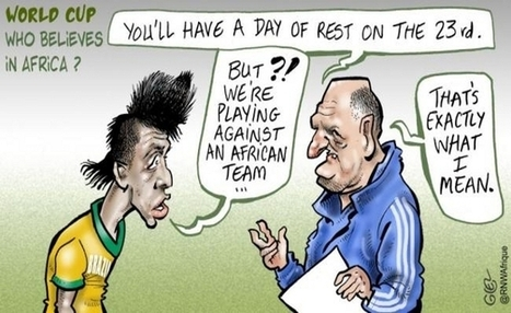 Africa: Media Focus on Africa for Match-Fixing is Cause for Concern - AllAfrica.com   NGOs in Human Rights, Peace and Development   Scoop.it