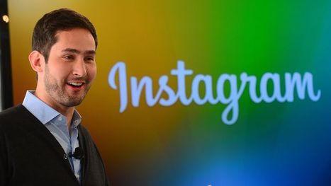 Instagram dépasse Twitter avec 300 millions d'utilisateurs | Social media - news et Stratégies | Scoop.it