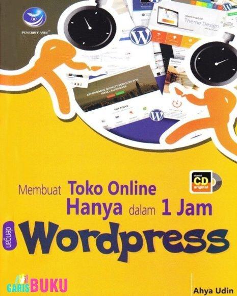 Membuat Toko Online Hanya Dalam 1 Jam Dengan WordPress   KatalogBukuOnline   Scoop.it
