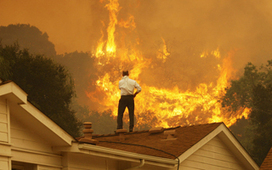 Wildfires in California | The Blog's Revue by OlivierSC | Scoop.it