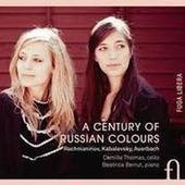 Camille Thomas & Beatrice Berrut, A century of Russian Colours | Fuga Libera | Scoop.it