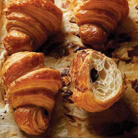 Pain au Chocolat (Chocolate Croissant)   SAVEUR   My Culinary Passions   Scoop.it