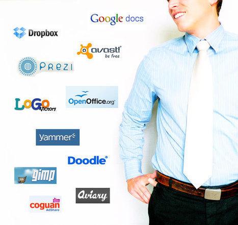 Aplicaciones Gratuitas para la productividad de tu negocio   Webmaster Barcelona   Webmaster Barcelona   Scoop.it