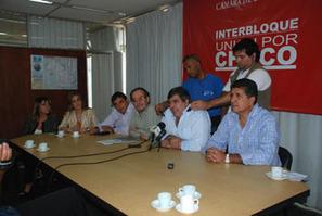 Unión por Chaco ratifica rechazo a modificaciones de la Ley PASO | UPCP lleva el paro hasta el viernes | Scoop.it