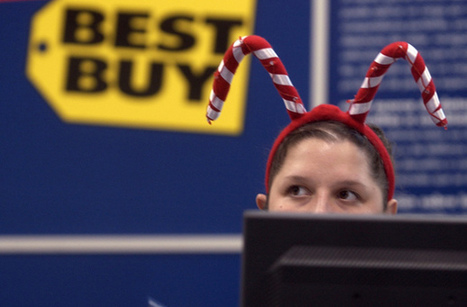 Best Buy rejects Apple's Scrooge-like tactics, has big MacBook sale | Nerd Stalker Techweek | Scoop.it