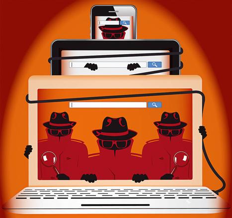 Projet de loi renseignement : liberté, égalité, surveillés | Check ! | Scoop.it