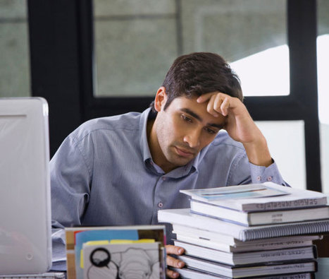 Stress : un salarié sur 2 malade du travail - TopSanté | anxiété | Scoop.it