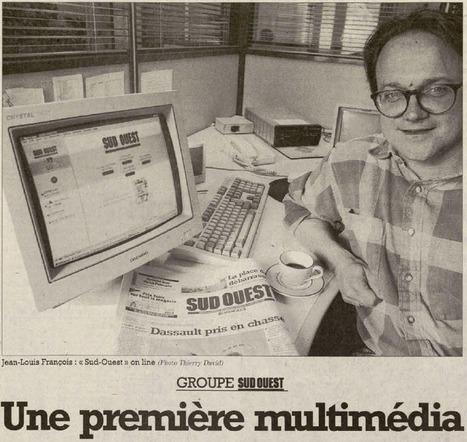 Quand la presse française s'emparait du web | Mutations numériques | Scoop.it