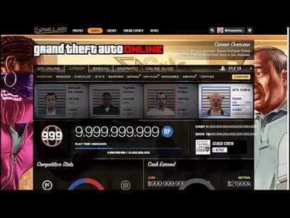 GTA 5 ONLINE Unlimited Money and RP Last Update 28 March 2014 | Youtube advertising | Scoop.it