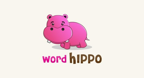 Find opposite or similar words at WordHippo! | Tools for Teachers & Learners | Scoop.it