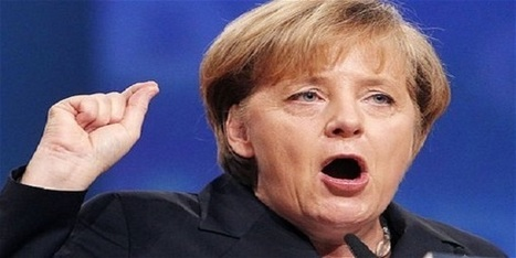 L'Allemagne : Les Territoires occupés par les sionistes ne font pas partis d'israël   Actualités   Scoop.it