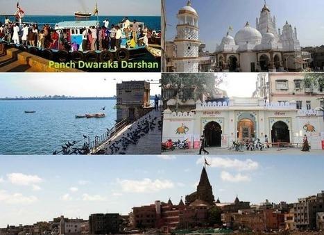 Pancha Dwaraka Temples List - Related Places of Bhagwan Lord Krishna | NamasteIndiaTrip | Scoop.it