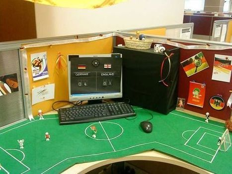 10 Items For Cubicle To Make Office Fun & Interesting | Office Cubicles Tips | Scoop.it