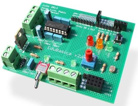 Prácticas con Arduino. Edubasica | TECNOLOGÍA_aal66 | Scoop.it