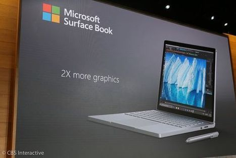 Microsoft's Surface Books get massive battery, graphics boost   Microsoft: News,Books,Tips,Downloads   Scoop.it