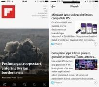 Dossier : plus de 20 applis pour ne rien manquer de l'actualité sur iPhone/iPad (MàJ) - iPhone 6s, 6s Plus, iPad et Apple Watch : blog et actu par iPhon.fr | Applications Iphone, Ipad, Android et avec un zeste de news | Scoop.it
