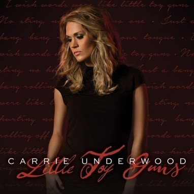 Carrie Underwood's 'Little Toy Guns' Is Country Radio's Most-Added Song   Around The Net   Scoop.it