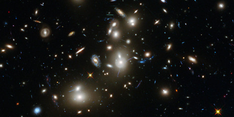 Distant Galaxies Give Astronomers Big Surprise | Radical Compassion | Scoop.it