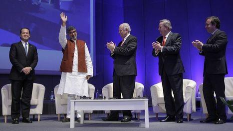 Satyarthi insta a los jóvenes a soñar porque «sois el motor del cambio» | As BEs para o mundo | Scoop.it