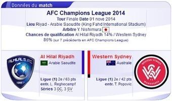 Regarder Al Hilal Riyadh vs Western Sydney en direct streaming sur bein sport le 01-11-2014-bein sport | bein sports arabia | Scoop.it
