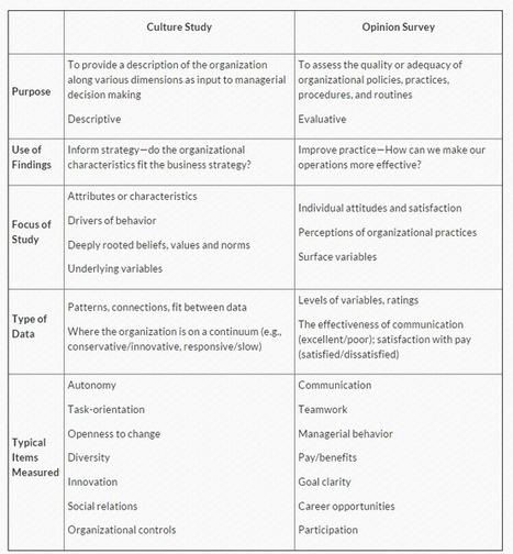 Assessing Corporate Culture | MetaOps Magezine | Organisation Development | Scoop.it