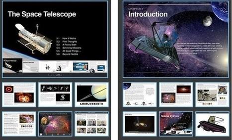 NASA lanza dos libros gratis de astronomía [eBooks] | Las TIC y la Educación | Scoop.it