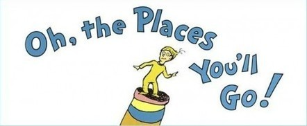 Oh, the Places We Could Go! | Decentralised Teaching and Learning | Using Educational Technology for Adult ELT | Scoop.it