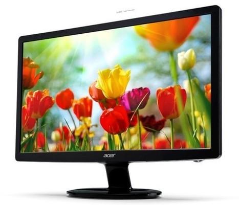 Acer S271HL, nuevo y esbelto monitor en el catálogo   WEBOLUTION!   Scoop.it