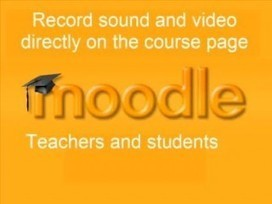 Moodle Media Capture | 21st Century Literacy and Learning | Scoop.it