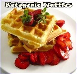 Enjoy Cooking Ketogenic Waffles of Pumpkin | Ketogenic Diet Menu | Scoop.it