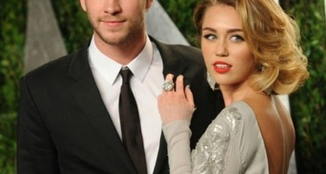 Miley Cyrus Again contact with Liam Hemsworth | latest celebrity news | Scoop.it
