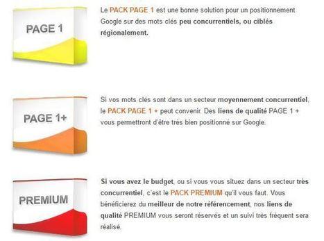 Solutions de référencement : Découvrez nos Packs et tarif référencement | webcommark | Scoop.it