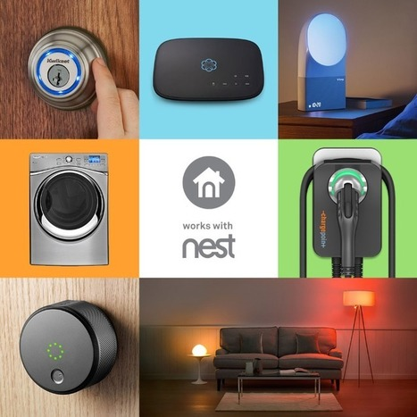 Top 10 Most Innovative Companies Of 2015 In The Internet of Things | Geek 2015 | Scoop.it
