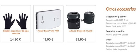 bq Aquaris 5.7: Quad-Core, 1080p y 4000mAh por 259€ YA DISPONIBLE | tecnología | Scoop.it