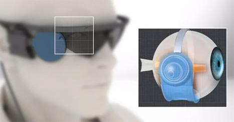Retrouver la vue avec cet oeil bionique | Actualités robots et humanoïdes | Scoop.it