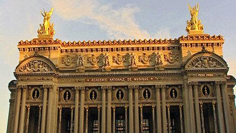 Architectures - L'Opéra Garnier - videos.arte.tv | Paris Secret et Insolite | Scoop.it