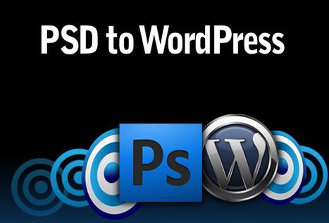 Get the best PSD to WordPress Conversion Services by hiring an Experienced Wordpress Developer   Web Development   Scoop.it