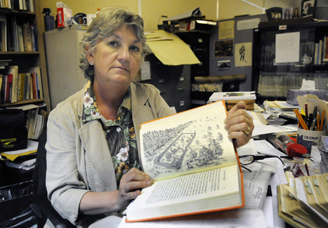 Archaeologist in search of 'messy' history at Fort Boonesborough | Archaeology News | Scoop.it