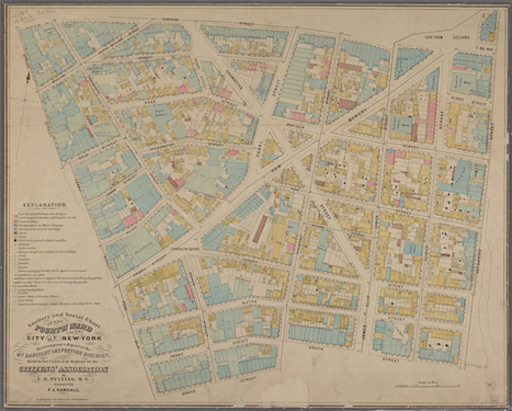 Open Access Maps at NYPL | SchoolLibrariesTeacherLibrarians | Scoop.it