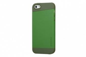 iFreedom iPhone 5/5S  case  - Grey/Green | ThePadZone | Scoop.it