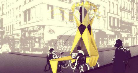 Le projet Matrioshka : des tiers lieux mobiles pour améliorer la ville (L'Atelier : Accelerating Business) | Quatrième lieu | Scoop.it