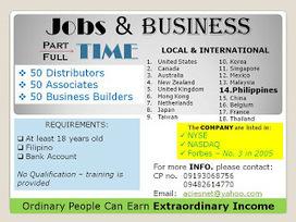 Jobs & Business | Aciesnet Computer Center | Scoop.it