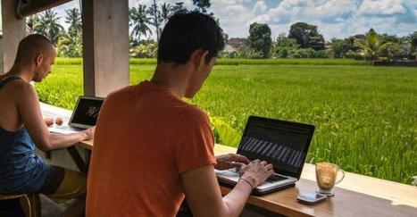 For Digital Nomads, Work Is No Longer A Place And Life Is One Big Adventure | Digital Nomad | Scoop.it