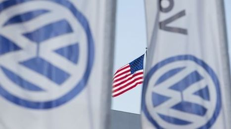 Volkswagen: la descente aux enfers continue | great buzzness | Scoop.it