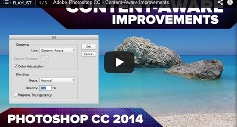 Adobe Photoshop CC 2014 – Focus Area Selections @ Weeder | Image Effects, Filters, Masks and Other Image Processing Methods | Scoop.it